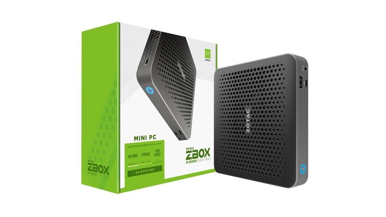 CES 2020: کمپانی ZOTAC از محصولات جدیدش رونمایی کرد