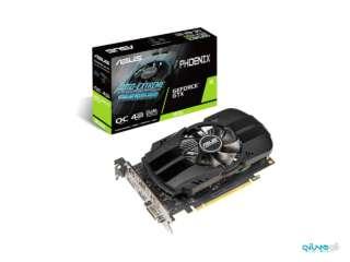 کارت گرافیک ایسوس GTX 1650 SUPER 4GB Phoenix OC