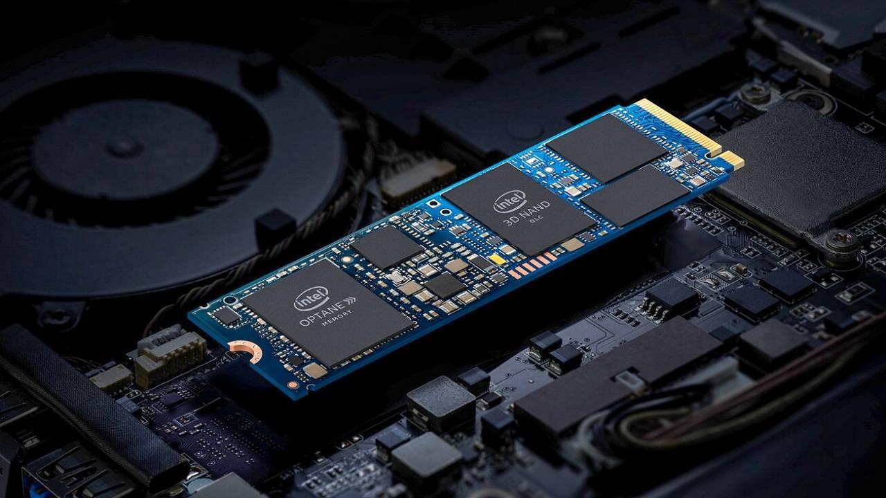 اینتل قصد تولید 10 میلیون درایو QLC 3D NAND را دارد