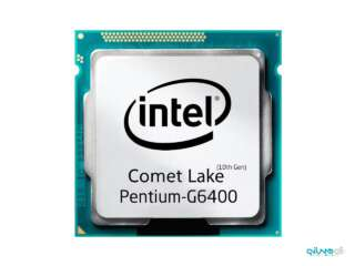 پردازنده اینتل Pentium G6400 Box