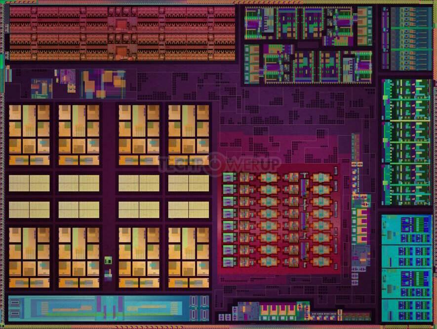 تصاویر جدید از تراشه AMD Renoir منتشر شد
