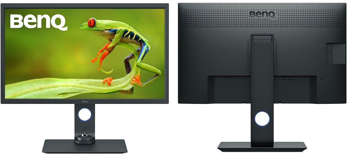 بنکیو مانیتور حرفهای SW321C را برای طراحان عرضه میکند