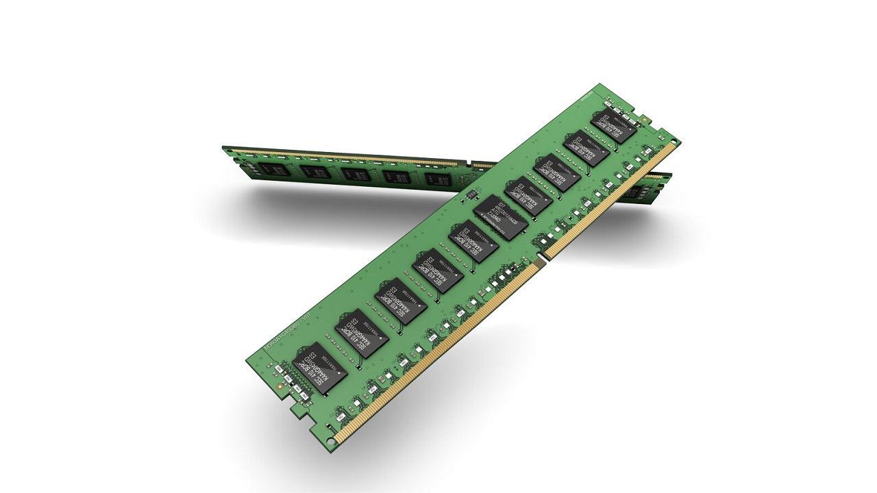 نخستین ماژولهای DRAM سامسونگ با فناوری تولید EUV عرضه میشوند
