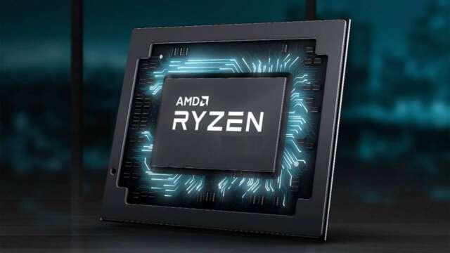 AMD با پردازنده پرچمدار Ryzen 9 خود به جنگ Core i7-10710U میرود