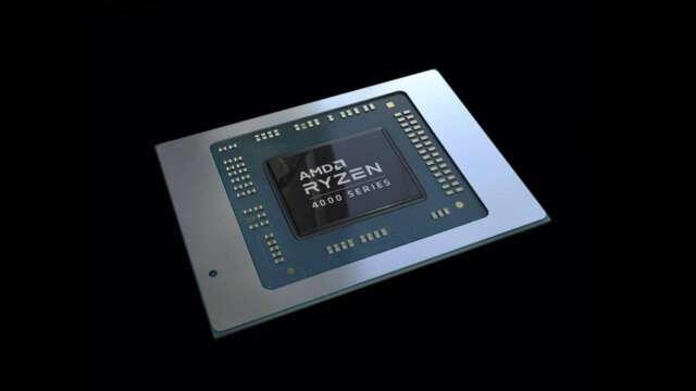 پردازنده پرچمدار AMD Ryzen 9 4900HS با قدرت وارد شد
