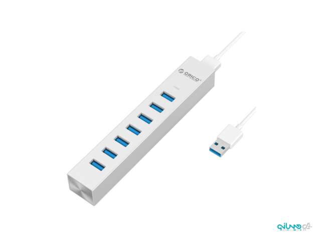 کارت توسعه PCIe USB 3.2 Gen 1 هفت پورت اوریکو PVU3-7U