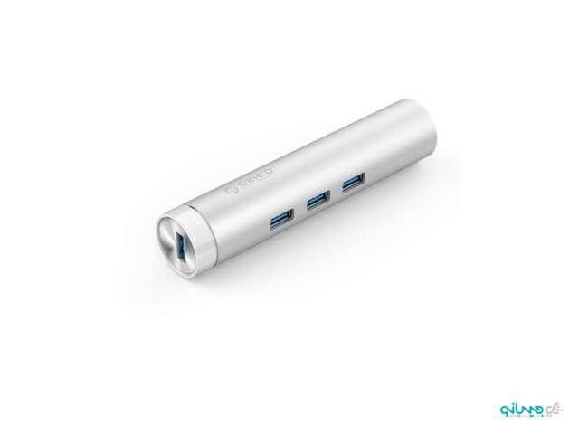 داک استیشن رومیزی USB Type-A + RJ45 اوریکو ARH3L-U3
