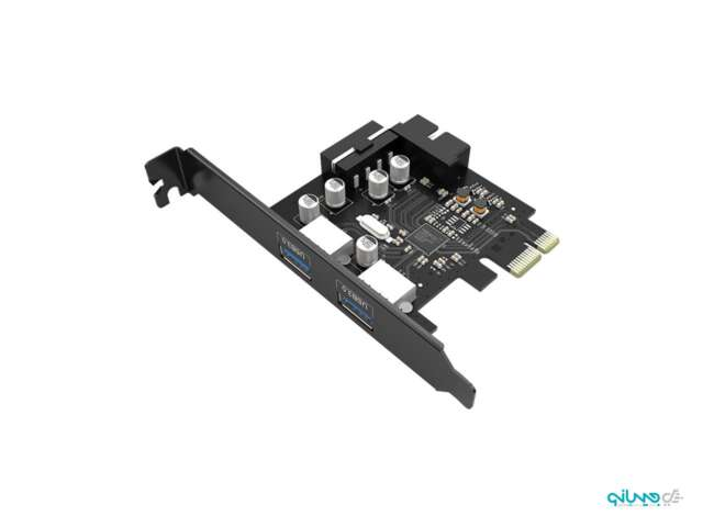 کارت توسعه USB 3.2 Gen 1 دو پورت اوریکو PME-4UI