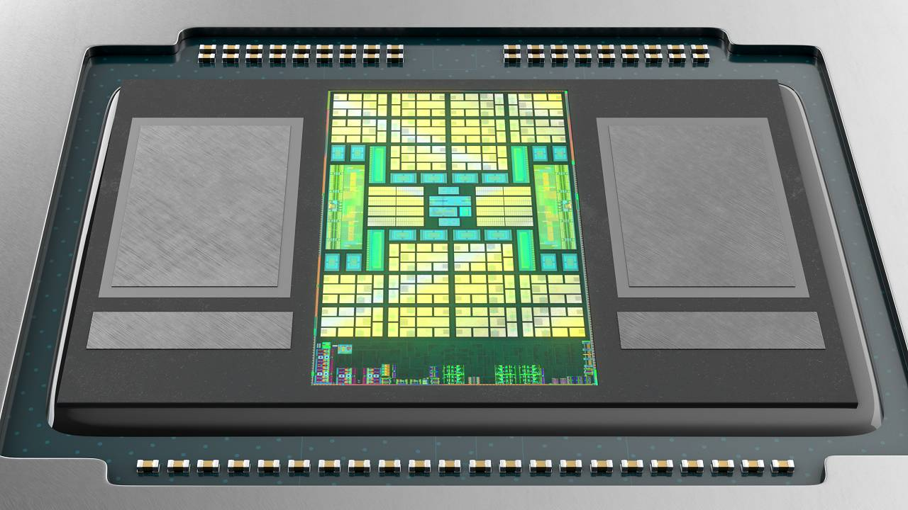عملکرد Radeon Pro 5600M در یکی از بنچمارکها مشاهده شد