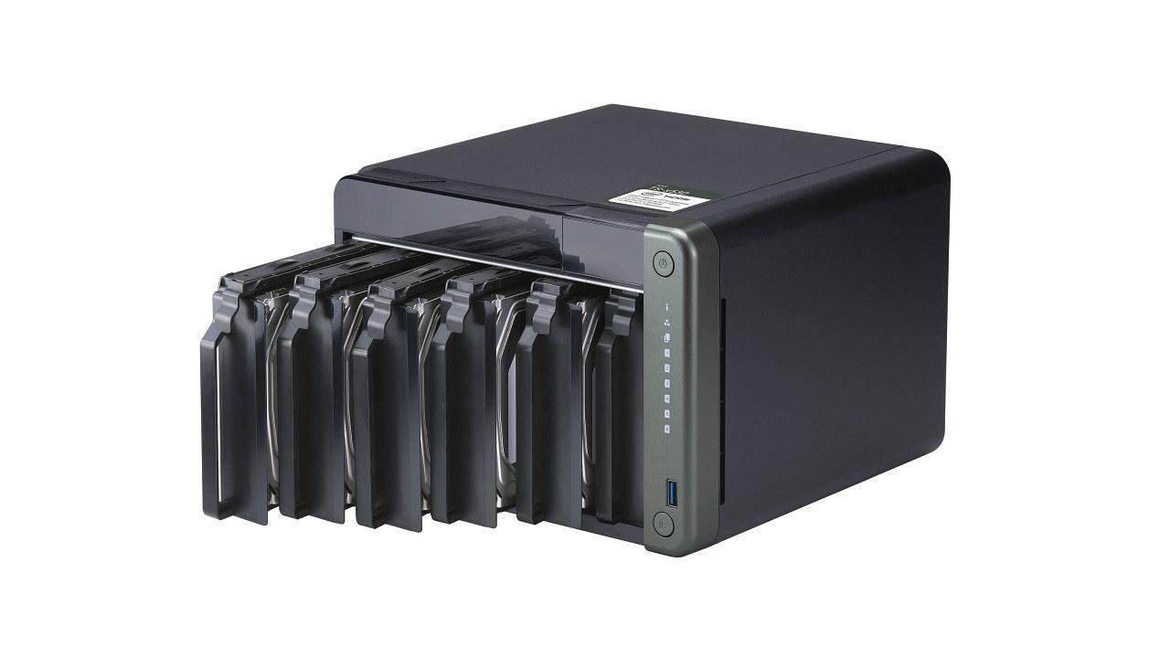 کیونپ از ذخیرهساز NAS چهارهستهای سری TS-x53D رونمایی کرد