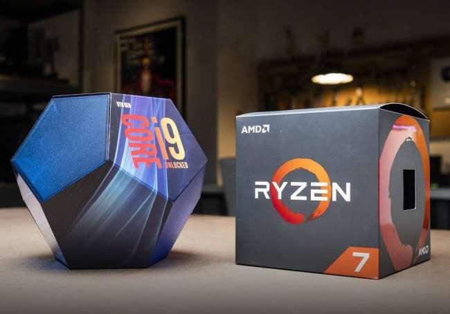 مقایسه عملکرد پردازندههای سری Core نسل دهم اینتل و AMD Ryzen نسل سوم در فتوشاپ