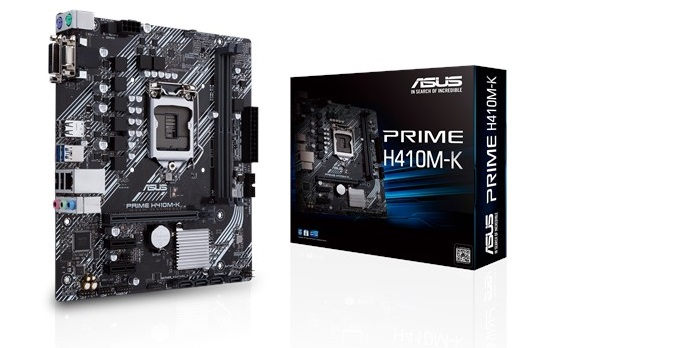 مادربرد ایسوس Prime H410M-K