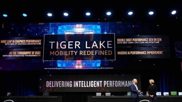 پردازنده 8 هستهای Tiger Lake-H در سال 2021 عرضه خواهد شد