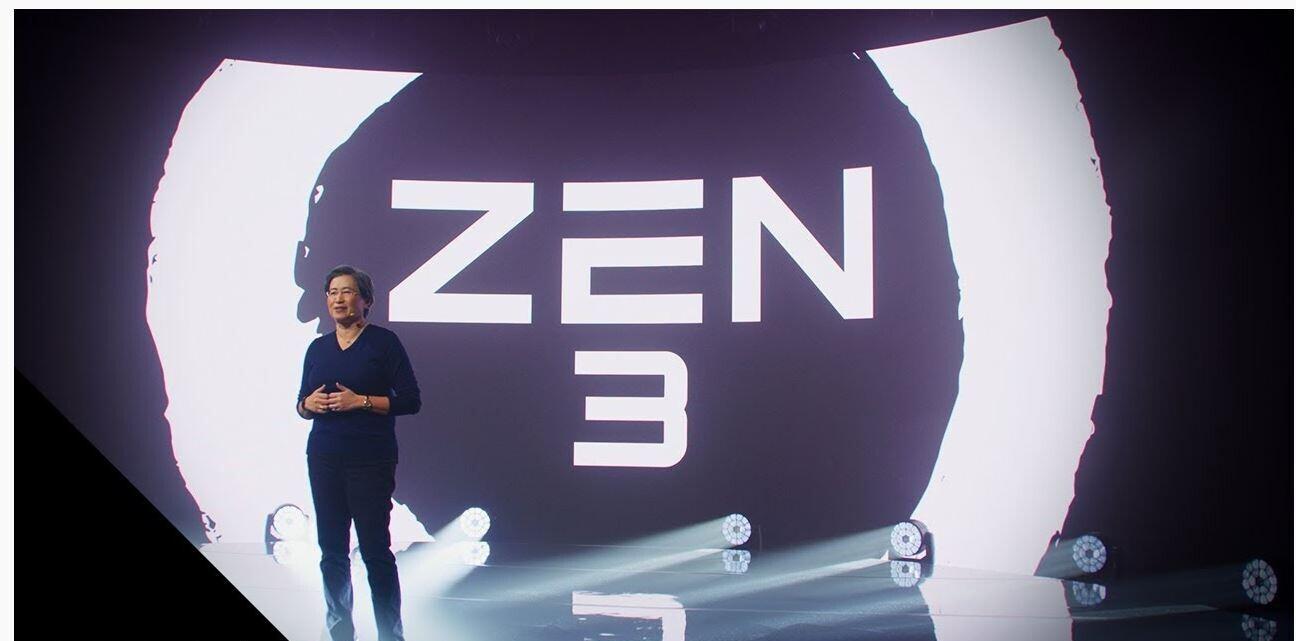 کمپانی AMD به طور رسمی از پردازندههای Ryzen 5000 رونمایی کرد؛ سریعترین پردازندههای گیمینگ دنیا