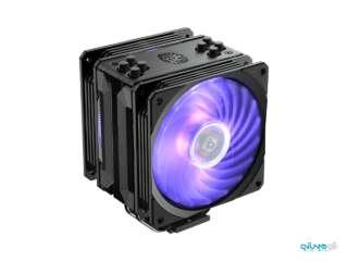 خنک کننده بادی پردازنده کولر مستر مدل HYPER 212 RGB BLACK EDITION
