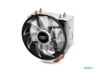 خنک کننده بادی پردازنده دیپ کول مدل GAMMAXX 300 RED LED