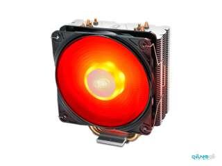 خنک کننده بادی پردازنده دیپ کول مدل GAMMAXX 400 V2 RED LED
