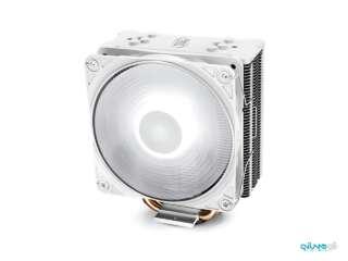 خنک کننده بادی پردازنده دیپ کول مدل GAMMAXX GTE V2 WHITE