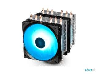 خنک کننده بادی پردازنده دیپ کول مدل  NEPTWIN RGB
