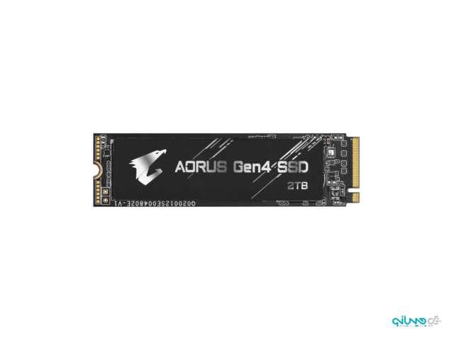 اساسدی گیگابایت AORUS Gen4 SSD 2TB NVMe M.2 GP-AG42TB
