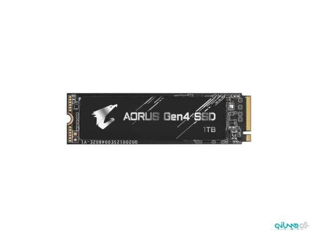 اساسدی گیگابایت AORUS Gen4 SSD 1TB NVMe M.2 GP-AG41TB