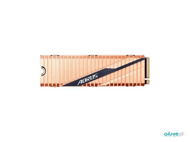اساسدی گیگابایت AORUS Gen4 500GB NVMe M.2 GP-ASM2NE6500GTTD