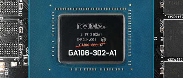 نسخهای جدید از RTX 3060 با محدودیت نرخ هش اتریوم عرضه خواهد شد